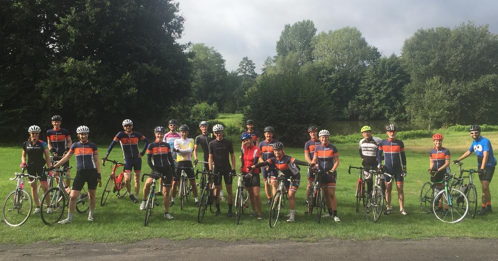 Topdagje fietsen in het Teutoburgerwald!